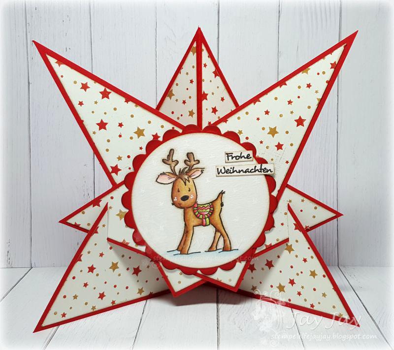 Stern Karte - star card
